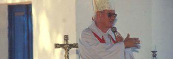 Tod von Bischof Anselmo Müller