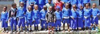 Kontaktaufnahme mit Kenia